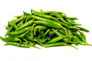 Green Chilli in Hindi